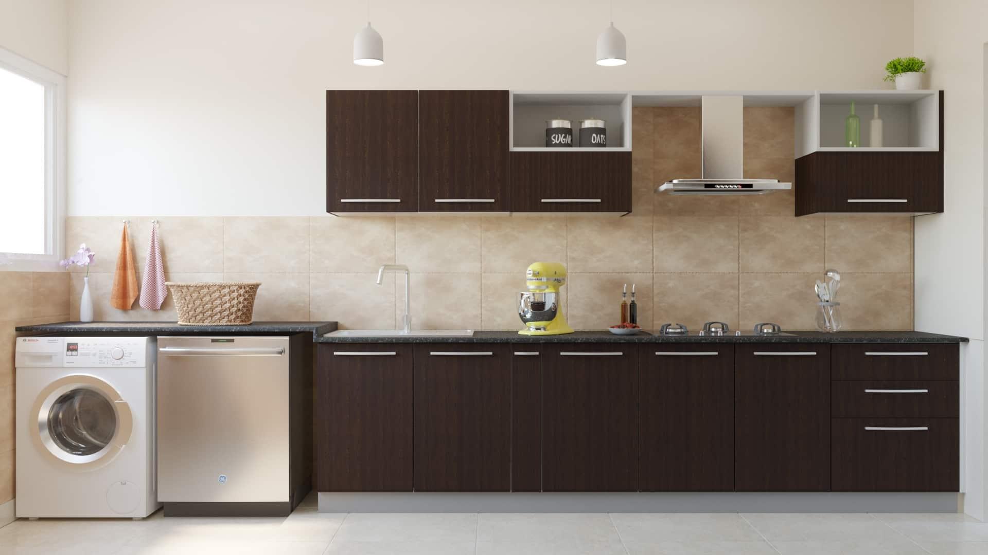Parallel Modular Kitchen Designs India Homelane