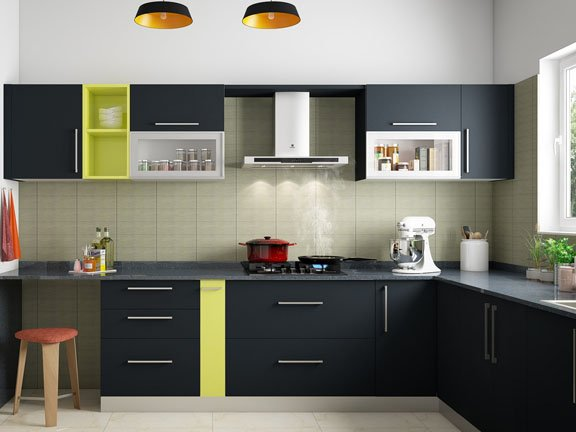 Best Modular Kitchen Ideas that can be Done in India | 1 ...