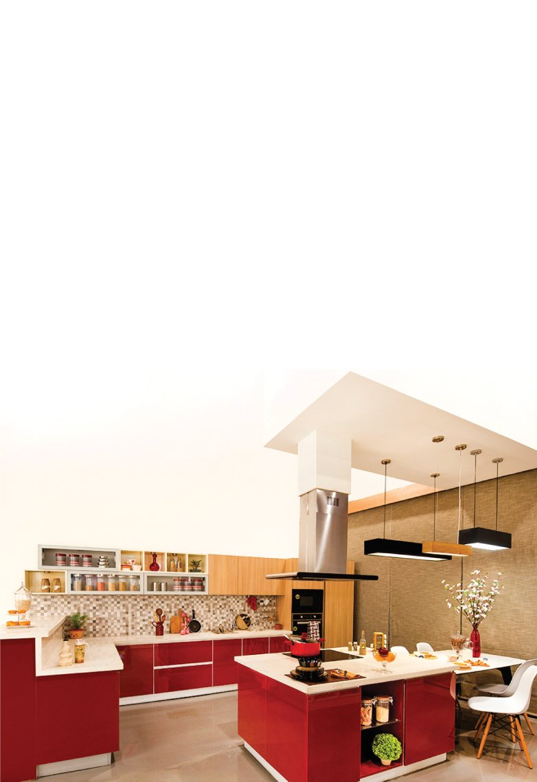 Best Modular Kitchen Design In Kolkata Homelane