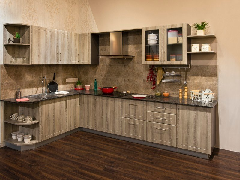 Parallel Modular Kitchen Designs India | HomeLane
