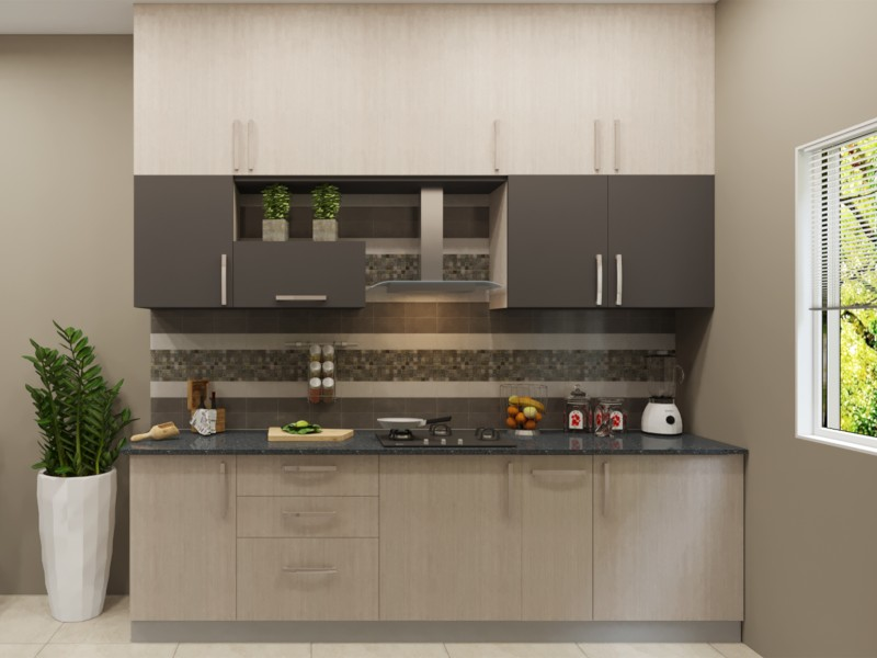 Best Modular Kitchen Design In Delhi Homelane