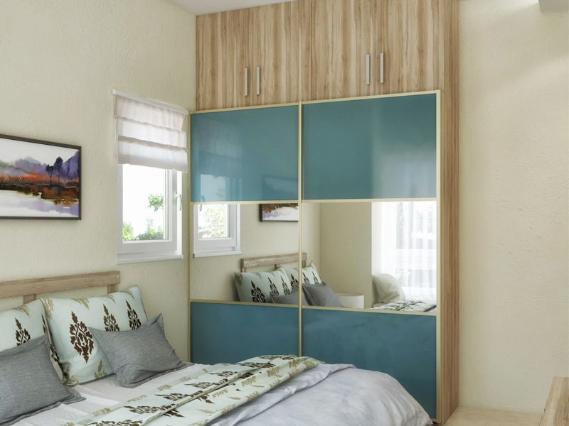 Wardrobe Designs For Bedroom Online Homelane