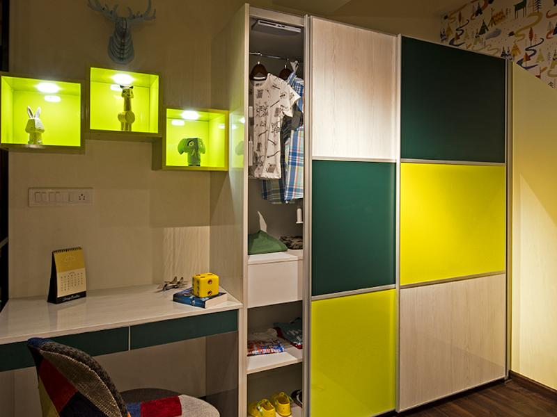 Wardrobe Designs For Bedroom Online HomeLane Magnificent Wardrobe Bedroom Design