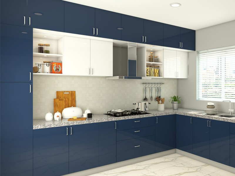 Best Modular Kitchen Design In Hyderabad Homelane